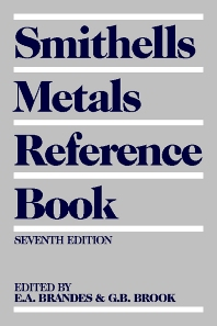 Cover image for Smithells Metals Reference Book