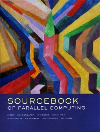 Cover image for The Sourcebook of Parallel Computing