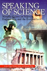 Cover image for Speaking of Science