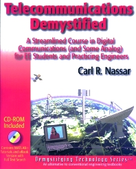 Telecommunications Demystified - 1st Edition - ISBN: 9780080518671