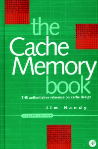 Cover image for Cache Memory Book, The