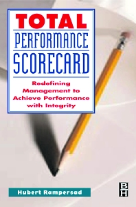 Total Performance Scorecard - 1st Edition - ISBN: 9780750677141