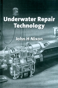 Cover image for Underwater Repair Technology