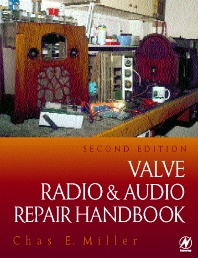 Cover image for Valve Radio and Audio Repair Handbook