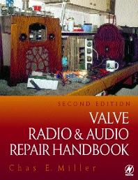 Cover image for Valve Radio and Audio Repair Handbook