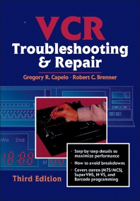 Cover image for VCR Troubleshooting and Repair
