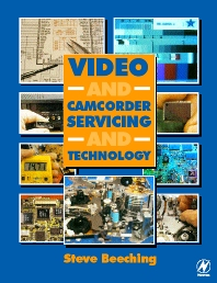 Cover image for Video and Camcorder Servicing and Technology