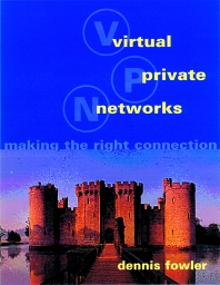 Cover image for Virtual Private Networks