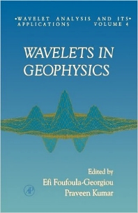 Wavelets in Geophysics - 1st Edition - ISBN: 9781493300471, 9780080520872