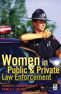 Cover image for Women in Public and Private Law Enforcement