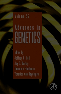 Advances in Genetics, 1st Edition,Jeffrey Hall,ISBN9780080522333