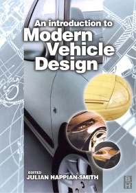 Introduction to Modern Vehicle Design - 1st Edition - ISBN: 9780750650441, 9780080523040