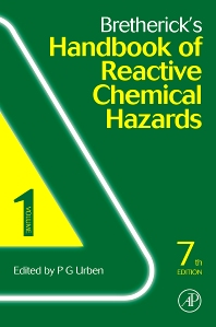 Bretherick's Handbook of Reactive Chemical Hazards, 7th Edition,PETER URBEN,ISBN9780080523408