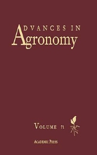 Advances in Agronomy, 1st Edition,Donald L Sparks,ISBN9780080524344