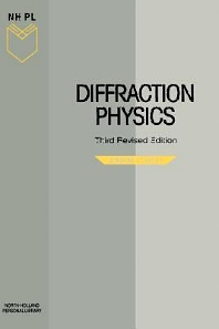 Diffraction Physics, 3rd Edition,J.M. Cowley,ISBN9780080530390