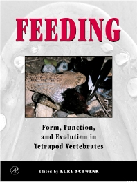 Feeding, 1st Edition,Kurt Schwenk,ISBN9780080531632