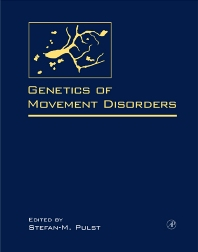 Genetics of Movement Disorders, 1st Edition,Stefan Pulst,ISBN9780080532417