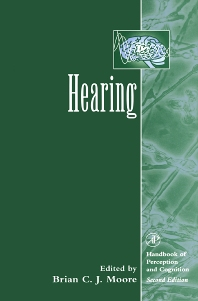 Hearing - 1st Edition - ISBN: 9780125056267, 9780080533865
