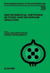 Instrumental Methods in Food and Beverage Analysis, 1st Edition,D.L.B. Wetzel,G. Charalambous,ISBN9780080534756