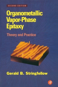 Organometallic Vapor-Phase Epitaxy - 2nd Edition - ISBN: 9780126738421, 9780080538181