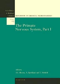 The Primate Nervous System, Part I, 1st Edition,Floyd Bloom,A. Bjorklund,T. Hokfelt,ISBN9780080539508