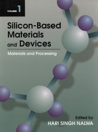 Cover image for Silicon-Based Material and Devices, Two-Volume Set