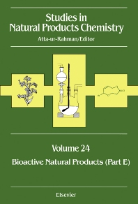 Bioactive Natural Products (Part E), 1st Edition, Atta-ur-Rahman,ISBN9780080542003