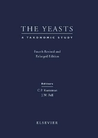 The Yeasts - A Taxonomic Study, 4th Edition,Cletus Kurtzman,J.W. Fell,ISBN9780080542690