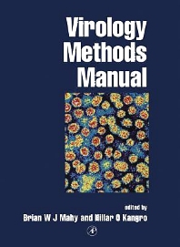 Virology Methods Manual, 1st Edition,Hillar Kangro,Brian Mahy,ISBN9780080543581