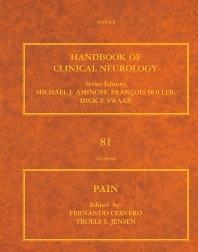 Pain, 1st Edition,Fernando Cervero,Troels Jensen,ISBN9780080544984