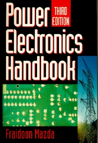 Power Electronics Handbook - 3rd Edition - ISBN: 9780750629263, 9780080545622