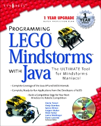 Programming Lego Mindstorms with Java, 1st Edition, Syngress,ISBN9780080547527