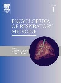 Encyclopedia of Respiratory Medicine, Four-Volume Set