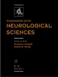 Cover image for Encyclopedia of the Neurological Sciences