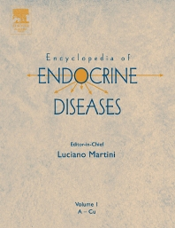 Cover image for Encyclopedia of Endocrine Diseases