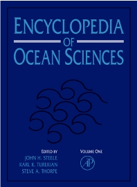 Cover image for Encyclopedia of Ocean Sciences