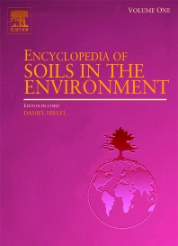 Encyclopedia of Soils in the Environment - 1st Edition - ISBN: 9780123485304, 9780080547954