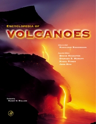 Cover image for Encyclopedia of Volcanoes