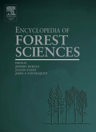 Encyclopedia of Forest Sciences - 1st Edition - ISBN: 9780121451608, 9780080548012