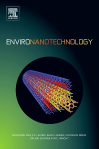 Cover image for Environanotechnology