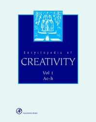 Cover image for Encyclopedia of Creativity, Two-Volume Set