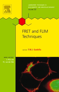 Cover image for FRET and FLIM Techniques