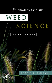 Cover image for Fundamentals of Weed Science