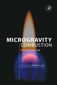 Cover image for Microgravity Combustion