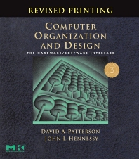 Cover image for Computer Organization and Design, Revised Printing