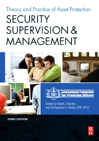 Security Supervision and Management - 3rd Edition - ISBN: 9780080553993