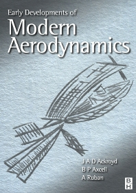 Cover image for Early Developments of Modern Aerodynamics