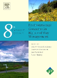 Environment Concerns in Rights-of-Way Management 8th International Symposium, 1st Edition,John Goodrich-Mahoney,Lawrence Abrahamson,Jennifer Ballard,Susan Tikalsky,ISBN9780080557694