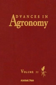Advances in Agronomy, 1st Edition,Donald Sparks,ISBN9780080563688