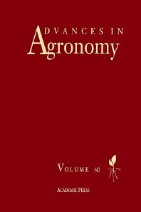 Advances in Agronomy, 1st Edition,Donald L Sparks,ISBN9780080563732